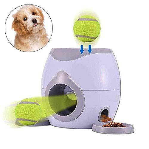 AUOKER máquina de recompensa para Perro, Juguete Interactivo para Perros...