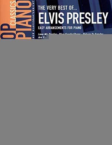 The very best of Elvis Presley. Easy Arrangements for Piano.: Easy Arrangements for Piano by Hans-GüNter Heumann