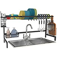 Shop Again Over The Sink Dish Drying Rack