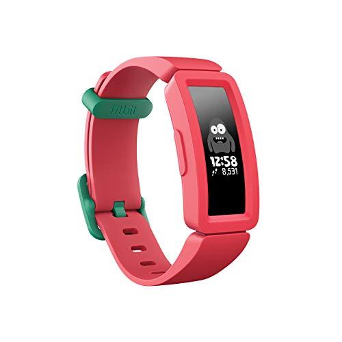 Fitbit フィットビット フィットネストラッカー Ace 2 お子様向け 超軽量20g ウォーターメロン+ティール【...