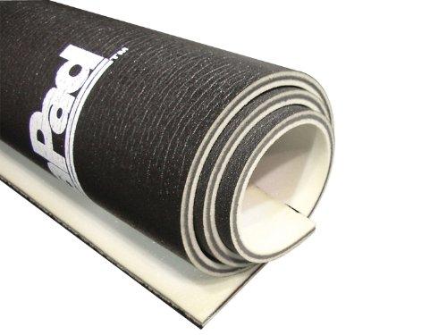 Dynamat 21100 DynaPad 32' x 54' x 0.452' Thick Non-Adhesive Sound Deadener