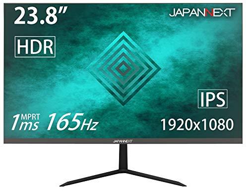 JN-IPS24165GMFHDR [165Hz MPRT1ms HDR対応 23.8型フルHDゲーミングモニター]