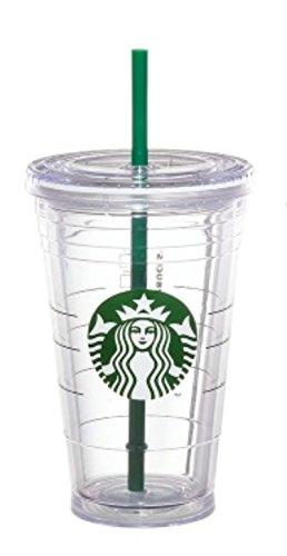スターバックス ロゴコールドカップタンブラー Starbucks Cold Cup Tumbler 355ml/12fl oz【海外直送品】