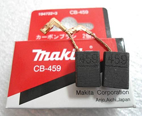 Makita CB459 194722-3 carboncini JS1000 JS1601 TM3000C GA4030 GA4530 MK7