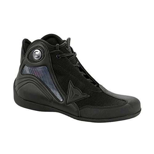Dainese 1775140 Botas moto Short Shift, negro