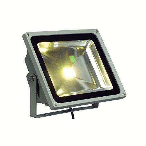 SLV Projecteurs extérieurs LED OUTDOOR BEAM, ENT, 50W, LED CHAUD, 130°