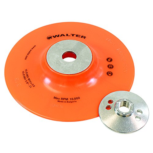 Walter Surface Technologies Backing PAD Assembly 6