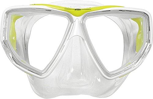 AquaLung duikmasker KEA LX (geel)