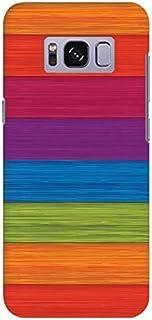 Stylizedd Samsung Galaxy S8 Plus Slim Snap Case Cover Matte Finish - Colorwood
