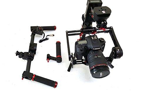 SteadyMaker tanque Plus 3 ejes Handheld Estabilizador para cámara ...