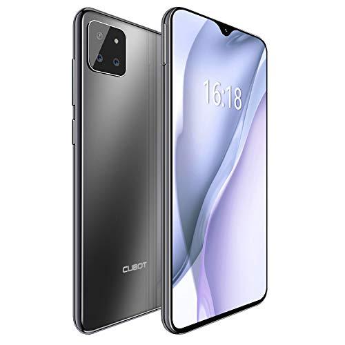 CUBOT X20 Pro Smartphone 6.3 FHD Pollici 2340 * 1080 Android 9 Pie 6GB+ 128GB Tripla Fotocamere Batteria 4000mAh Octa Core Face ID Dual SIM Cellulare Nero