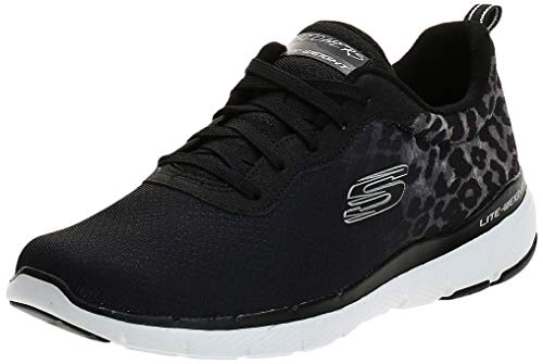 Skechers Flex Appeal 3.0 - Leopard Path Sneaker Dames