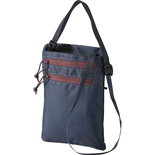 MC KINLEY Rfid Sac, Mixte Adulte, Vert (Navy/Rot), Taille Unique