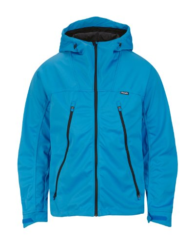 Bench Herren Jacke Softshelljacke Temperance blau (swedish blue) X-Large