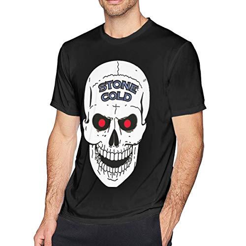Zuanta Caartawe Austin Short Sleeve T-Shirt Black 3XL