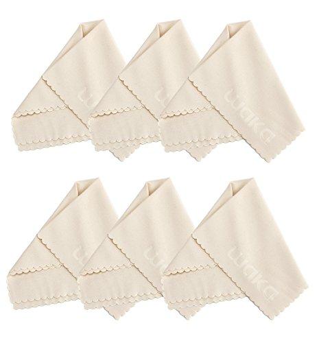 waka Microfiber Cleaning Cloth 6 Set