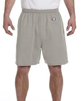 Champion 6.3 oz Cotton Gym Shorts in Oxford - XXX-Large