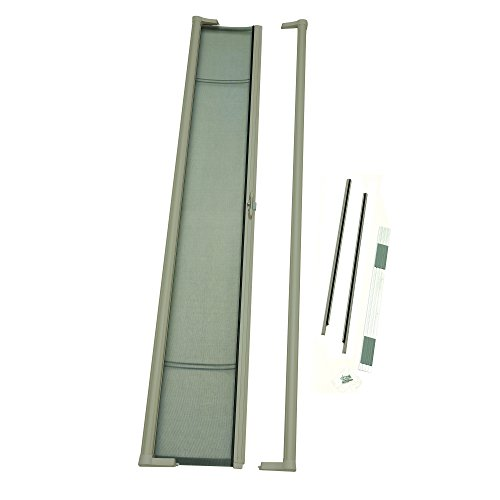 compare odl brisa brtlae sandstone tall retractable screen