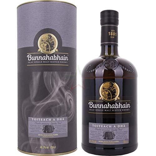 Bunnahabhain TOITEACH A DHÀ Single Malt Scotch Whisky 46,30% 0,70 Liter