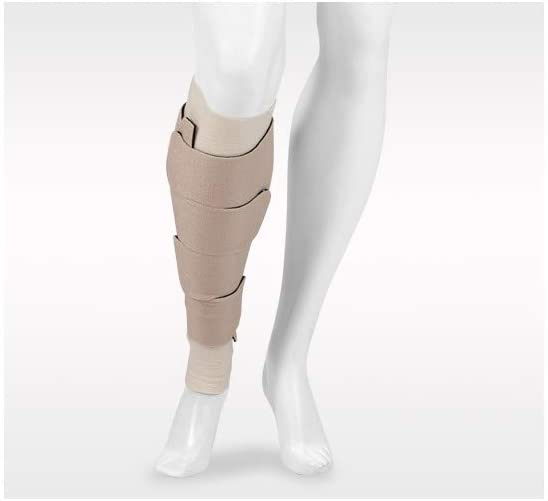sold out Juzo Reversible Versatile Support Compression Calf 30-60mmHg New life Wra