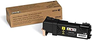Xerox Phaser 6500 Workcentre 6505 Yellow High Capacity Toner Cartridge