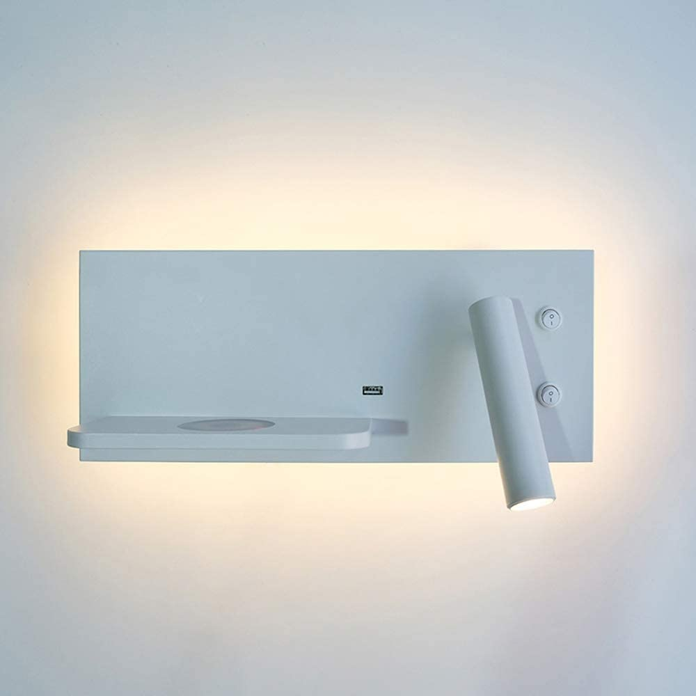 LED Reading Lighting with Switch, Wall Spotlight Night Light