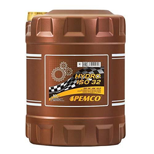 1 x 10L PEMCO Hydro ISO 32 / Hydrauliköl DIN 51524 HLP