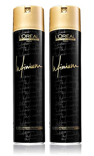 2 er Pack L'Oréal Professionnel Infinium Extra Strong 500 ml