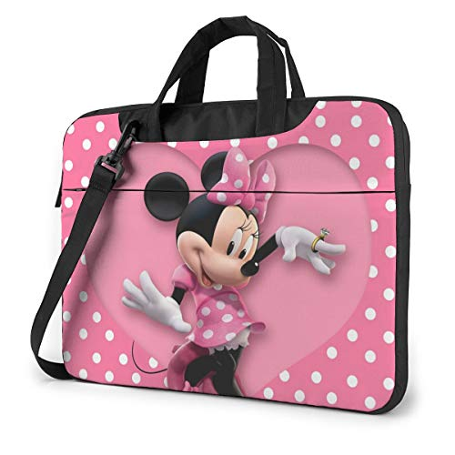 Laptop Sleeve Bag Cartoon Mickey Minnie Mouse Laptop Sleeve Case Cover, 13 inchTablet Briefcase, Notebook Sleeve Case