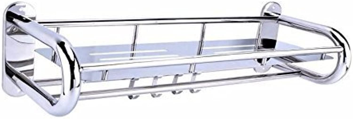 EQEQ 58.5 X 22.5 cm of The Plateau Bathing House Stainless Steel Brace