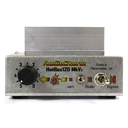 Audiostorm HotBox 120 atenuador de potencia, freno/remojo para válvula y amplificador de...