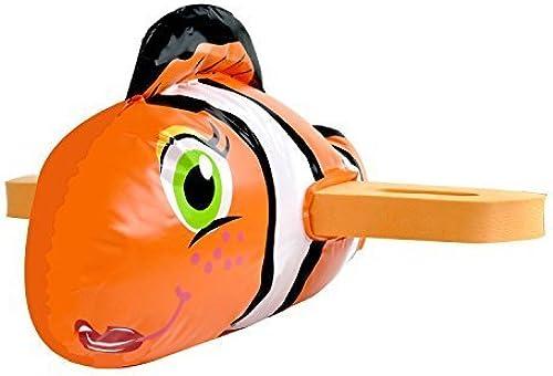 mejor marca Aqua Leisure Portable Pals Foam Foam Foam Handle Inflatable Kickboard, Fish by Aqua Leisure-Domestic Toys  descuento de bajo precio