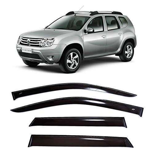 rear Window Visors Master compatible with Dacia Duster 5 doors 2010-2017
