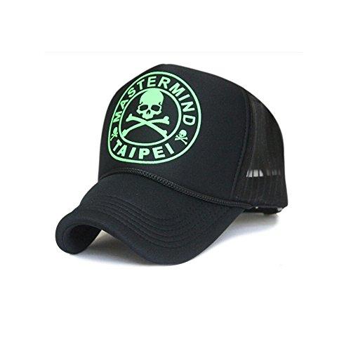 Chapeau de baseball de mode en velours côtelé Chapeau de loisir ajustable Chapeau uni d'hiver, chame