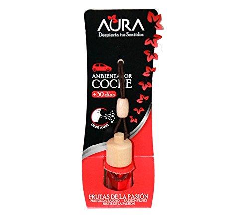 Aura - Ambientador para Coche con Aroma a Frutas de la Pasión