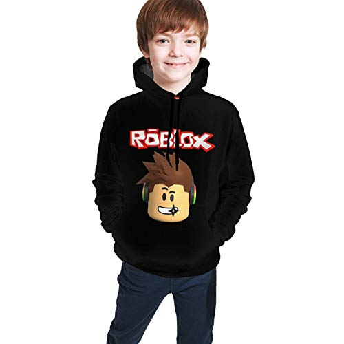 maichengxuan Children's Hoodies Roblox 3D Print Unisex Pullover Hooded Sweatshirts for Kid's/Youth/Boys/Girls