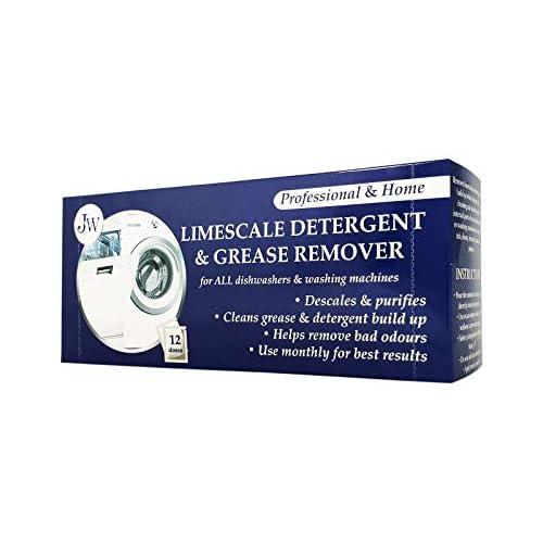 Universal - Detergente anticalcare e detergente per lavatrici e lavastoviglie