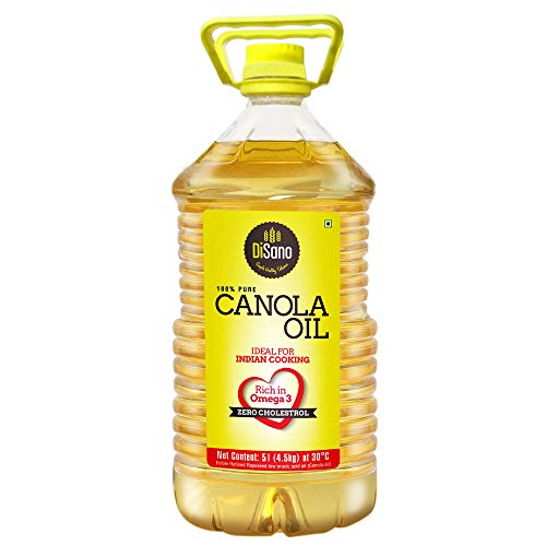 DiSano Canola Oil, for All Cooking Needs, Lowest in...