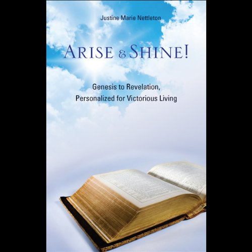 Arise and Shine! audiobook cover art