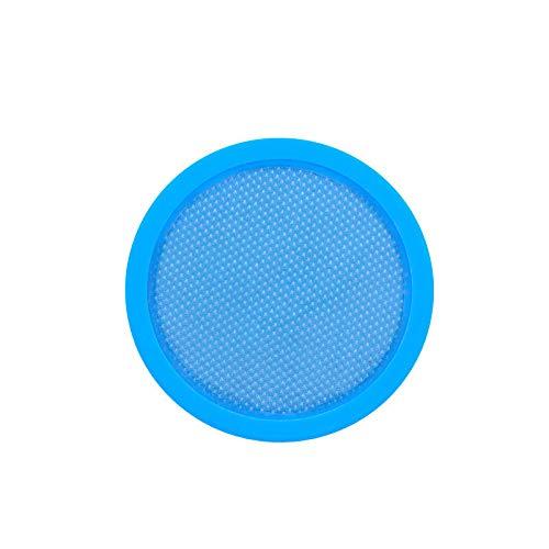 wyxhkj Accessori per aspirapolvere Puppy D-9002 Inlet Air Micro Woven Filtro in cotone (blu)