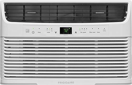 Frigidaire 5,000 BTU Window-Mounted Room Air Conditioner (White)