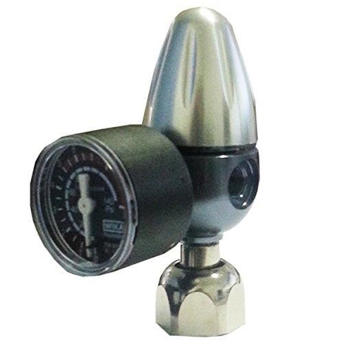 Riduttore Pressione ForHome® Per Bombole Co2 Da 4 Kg Ricaricabili Attacco Eu 21,8X1/14.