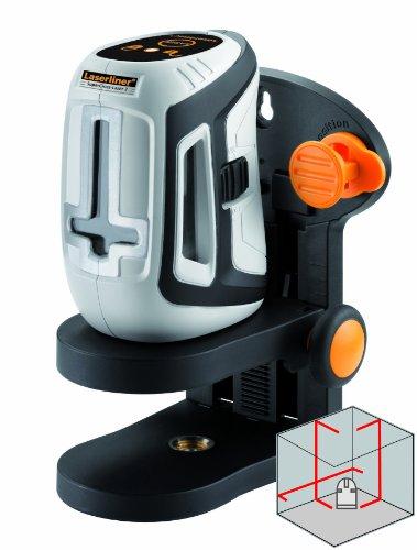Laserliner 081.140A Kreuzlinien-Laser SuperCross-Laser 3