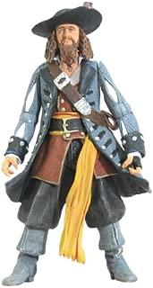 Zizzle Pirates of the Caribbean Dead Man's Chest 3 3/4 Inch Action Figure Series 2 Captain Barbossa