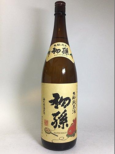 東北銘醸『初孫 生酛純米酒』