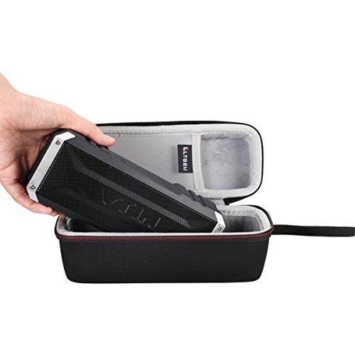 LTGEM Eva Harter Hülle Reise Tragetasche Case für Vtin 20 W Bluetooth 4.0 Premium Stereo Speaker Portable Water Resistant Outdoor Speaker