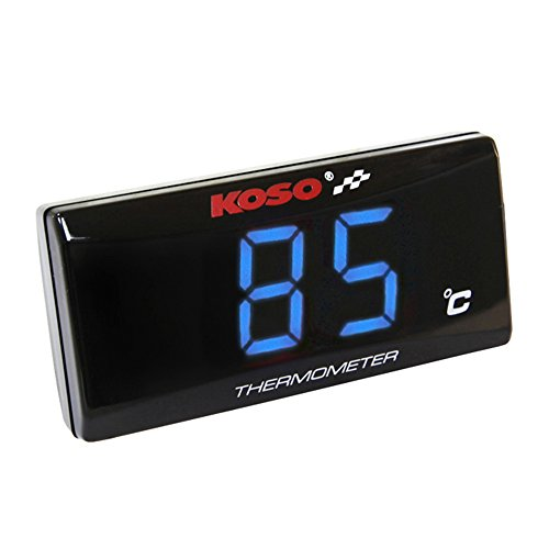 KOSO BA024B10Super Slim Stil Thermometer