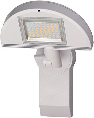 Brennenstuhl 1179290622 Lampe LED Premium City IP44 pour Extérieur Aluminium Blanc 23 x 12 x 34 cm 80 x 0,5W