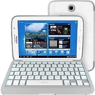 ZAGG ZKMHFWHLIT106 ZAGG ZAGGfolio - Keyboard and folio case - Bluetooth - white key