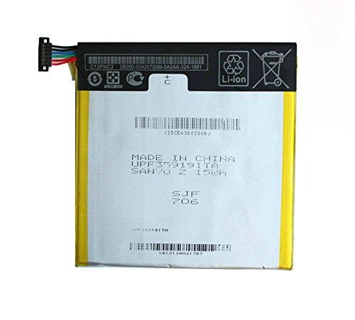 Hubei C11P1303 Laptop-Akkus für Asus Google Nexus 7 2RD II ME571 ME571K ME571KL C11P1303(3.8V 15Wh)